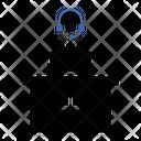 Call Operator Call Center Icon