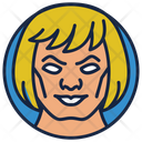 He Man Master Of Universe Cartoon Character Icon