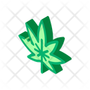 Marijuana Leaf Weed Icon
