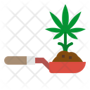 Hemp Marijuana Cbd Icon