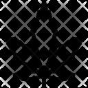Hemp Law Crime Icon