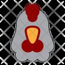 Hen Agriculture Chicken Icon