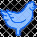 Hen Animal Chicken Icon