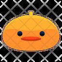 Hen Baby Chicken Icon