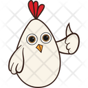 Hen Accepted Icon