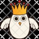 Hen King Icon
