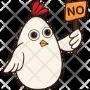 Hen With No Board Icon