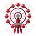 Hep five ferris wheel Icon