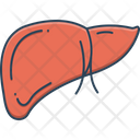 Hepatology Anthropomorphic Treatment Icon