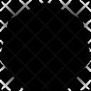 Heptagon Shape Icon