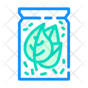 Herb Bag Color Icon