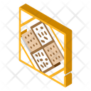 Herbal Storage Organizer Icon