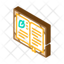 Herbal Book Icon