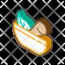Bowl Pounder Isometric Icon