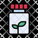 Herbal Jar Icon
