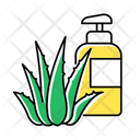 Herbal Lotion Icon