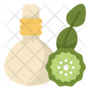 Herbal Compress Massage Icon