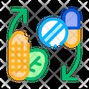 Supplements Elements Design Icon