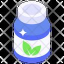 Herbal Medicine Medicine Jar Drug Bottle Icon