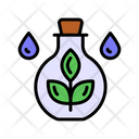 Herbal Oil Icon