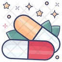Herbal Pills Icon