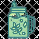 Herbal Vegetable Juice Icon