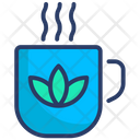 Cup Herbal Tea Icon