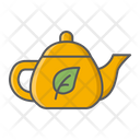 Herbal Tea Drink Icon