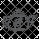 Herbal Tea Drink Icon