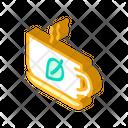 Herbal Tea Isometric Icon