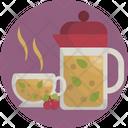 Thanksgiving Herbal Tea Tea Icon