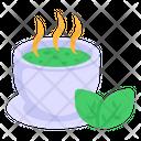 Green Tea Herbal Tea Japanese Tea Icon