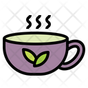Herbal Tea Green Tea Hot Tea Icon