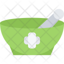 Herbal Therapy Medicine Icon