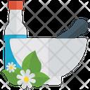Herbal Treatment Icon