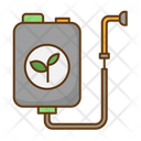 Herbicide Weed Icon