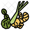 Herbs Herb Spa Icon