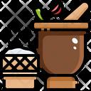 Herbs And Spice Herbs And Spice Mixing Mixing Icon