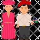 Herero Outfit Herero Clothing Herero Couple Icon