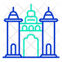 Heritage Building Icon