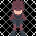 Hero Movie Character Cartoon Character Icon