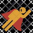 Hero Adventure Growth Icon