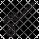 Heroin Burn Junkie Icon