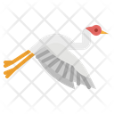 Heron Bird Animal Icon