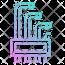 Hex Key L Key Hex Icon