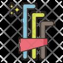 Hex Key Icon