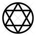 Pentagon Hexagon Portal Icon