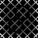 Hexagon Molecule Molecular Icon