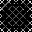 Hexagon Geometry Math Icon