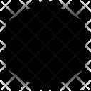 Hexagon Shape Icon